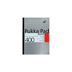 Pukka Refill Pad A4 400 Pages 200 Sheets 80gsm