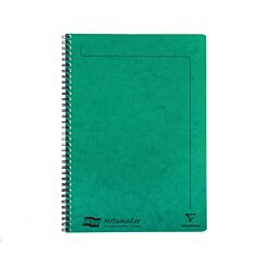 Europa A4 Notemaker 120 Pages 60 Sheets 90gsm Green