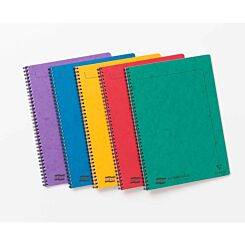 Europa Notemaker Notebooks Bold A4 120 Page Pack Of 10