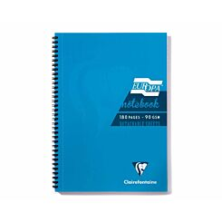 Europa Notebook A4 Turquoise