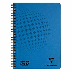 Clairefontaine Clean Safe A5 Notebook 120 Pages 90 GSM