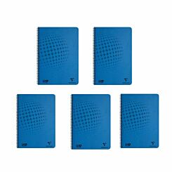 Clairefontaine Clean Safe Notebook A4 Pack of 5
