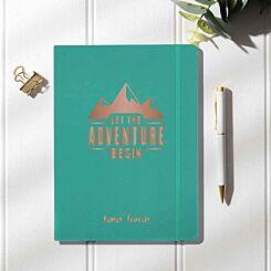 Ryman Personalised Adventure Notebook
