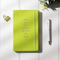 Ryman Personalised Funny Crazy Memories Notebook