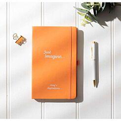 Ryman Personalised Just Imagine Notebook