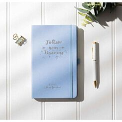 Ryman Personalised Follow Your Dreams Notebook