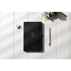 Ryman Personalised Little Black Notebook