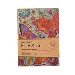 Paperblanks Flutterbyes Flexi Notebook Midi