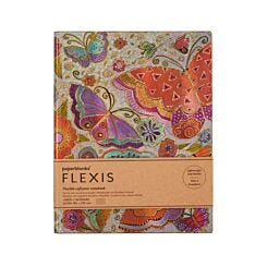 Paperblanks Flexi FLutterbyes Notebook Ultra