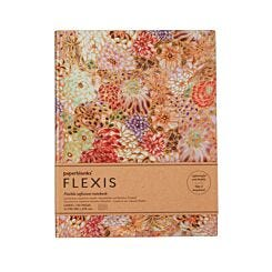Paperblanks Floral Kikka Flexi Notebook Ultra