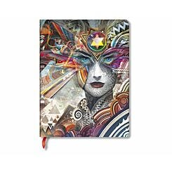 Paperblanks Revolution Plain Notebook Ultra