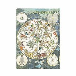 Paperblanks Journal Celestial Planisphere Midi Flexi