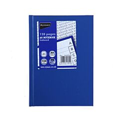 Ryman Casebound Memo Book Indexed A6 128 Pages 70gsm