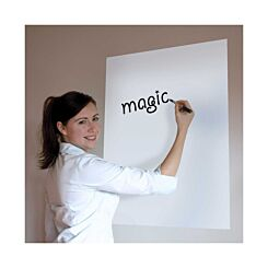 Magic Erasable Whiteboard A1 25 sheets