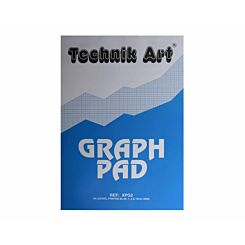 Technik Art Graph Pad A3 40 Sheets