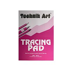 Technik Art Tracing Pad A3 63gsm 40 Sheets