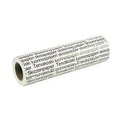 Tervakoski Translucent Sketching Paper Roll 30cm x 100 Metres