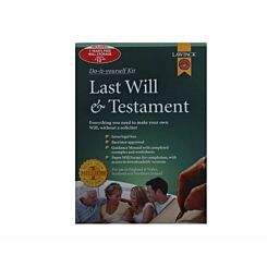 Lawpack Last Will and Testament Pack