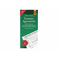 Lawpack Unfurnished Tenancy Agreement with Guidance Booklet