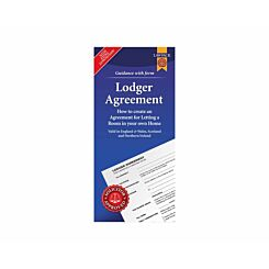 Lawpack Lodger Agreement with Guidance Booklet