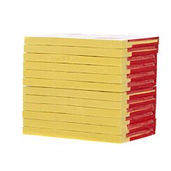 Cathedral Yellow Sticky Notes 75x127mm Pack of 12