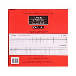 Collins Cathedral Analysis Book 150 Series 7 Debit 14 Credit 150/7/14