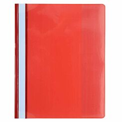 Exacompta Transfer File A4 Plus Pack of 10 Red