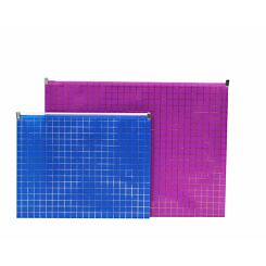 Ryman Key-line Zip Bag A4/A5 Pack of 2