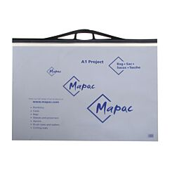 Mapac A1 Clear Project Bag