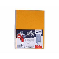 Europa Display Folder A4 12 Pockets