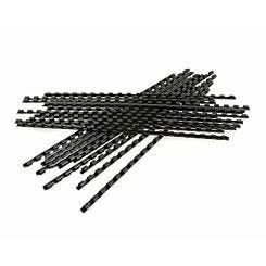 Rexel Comb Binding A4 21 Rings 6mm Pack of 25 Black