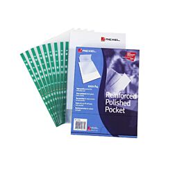 Reinforced Top Opening Pocket A4  Pack of 100