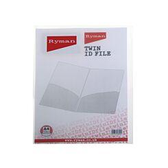 Ryman Twin ID File A4