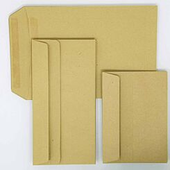 Assorted Manilla Self-Seal DL C5 C6 Envelopes Pack of 30