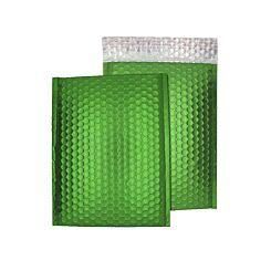 Blake Creative Colour Bubble Envelope C5 Plus Peel and Seal Pack of 10 Matt Metallic Beetle Green