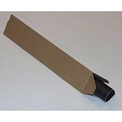 Triangular Postal Tube Size 500x100x60mm