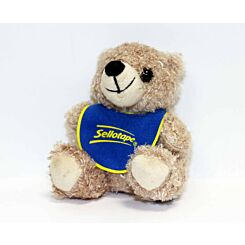 80th Anniversary Sellotape Teddy Bear Gift