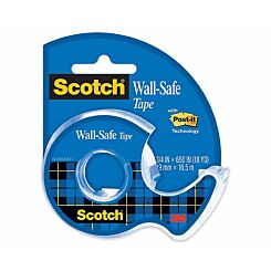 3M Scotch Wall-Safe Tape 19mm x 16.5m
