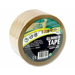 Reinforced Gummed Packaging Tape 50mm x 36m