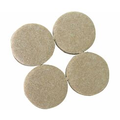 Floor Felt Protection Pads Medium Pack of 8