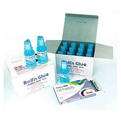 Pentel Roll n Glue Pack of 24