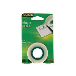 3M Scotch Magic Tape 19mm x 25m