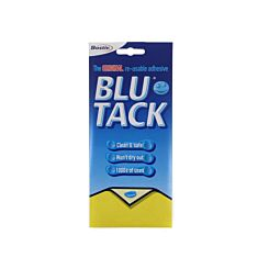 Bostik Blu-Tack Pack of 12 Economy Blue
