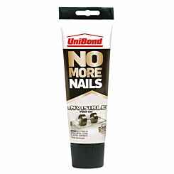Unibond No More Nails Invisible Adhesive Tube 184g