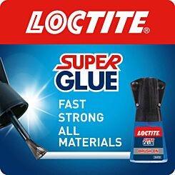 Loctite Super Glue 5g with Brush