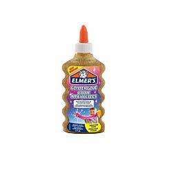 Elmers Glitter Glue 177ml Gold