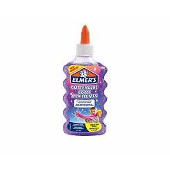 Elmers Glitter Glue 177ml Purple