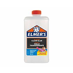 Elmers School Liquid Glue 946ml Clear