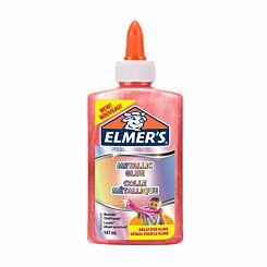 Elmers Metallic Glue 147ml Pink