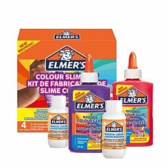 Elmers Opaque Colour Slime Kit with Magical Liquid